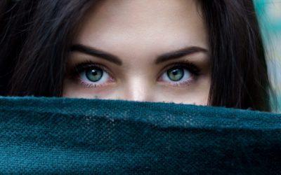 Eye contact when you speak in public