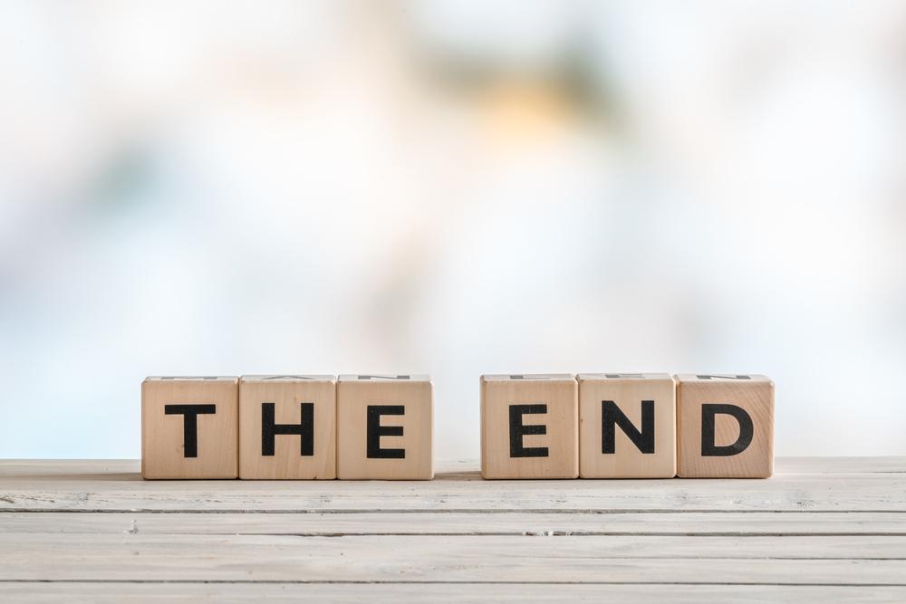 Ending your Speech