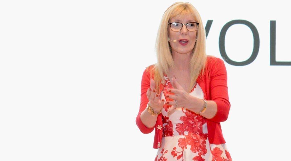 Lisa Evans Keynote Speaking