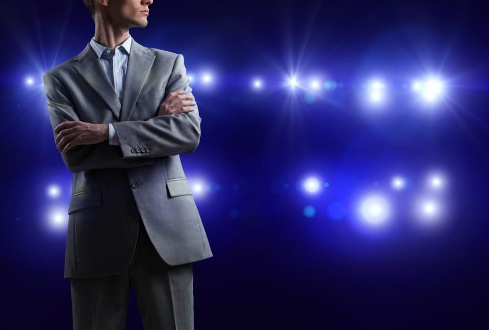 Executive Presence – How to Stand Out as a Public Speaker