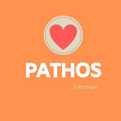 speak persuasively using the concept of pathos