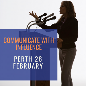Perth Public Speaking Training