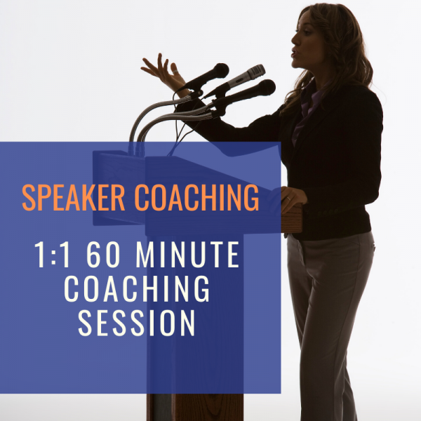 Speaker Coaching Perth