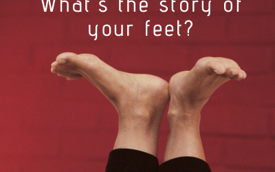 What's the Hidden Story of your Feet?