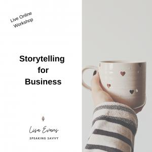 Business Storytelling Lisa Evans