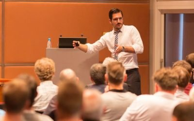 Get better at public speaking by doing this one thing