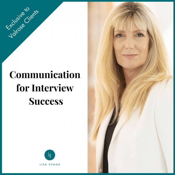 communication Lisa Evans