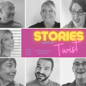 stories perth fringe 2021