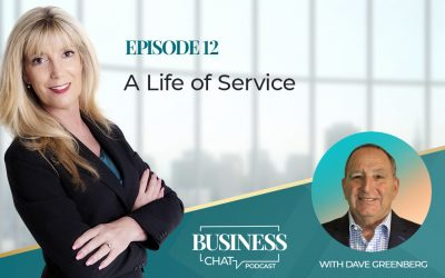 012: A Life Of Service with Dave Greenberg