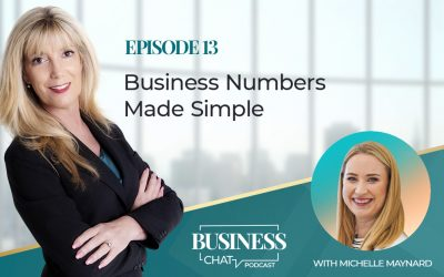 013: Business Numbers Made Simple With Michelle Maynard