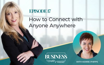 017: How To Connect With Anyone Anywhere With Kerrie Phipps
