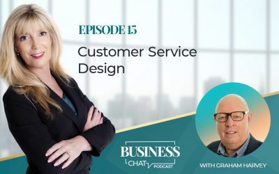 015: Customer Service Design With Graham Harvey