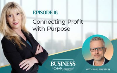 016: Connecting Profit With Purpose With Phil Preston