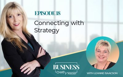 018: Connecting With Strategy With Leanne Isaacson