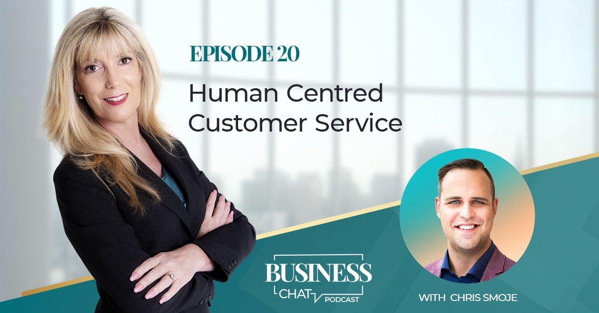 Chris Smoje - Human Centred Customer Service