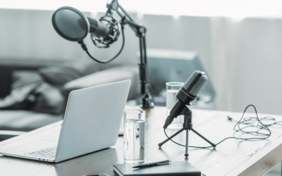 Microphone tips for guest speaking on podcast or radio
