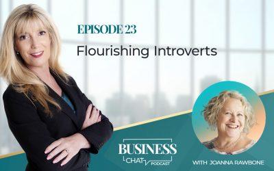 023: Flourishing Introverts With Joanna Rawbone