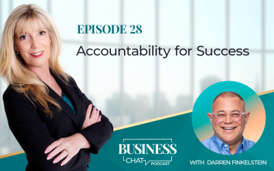 028: Accountability For Success With Darren Finkelstein