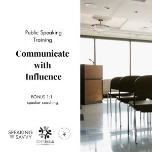 Perth Public Speaking Training