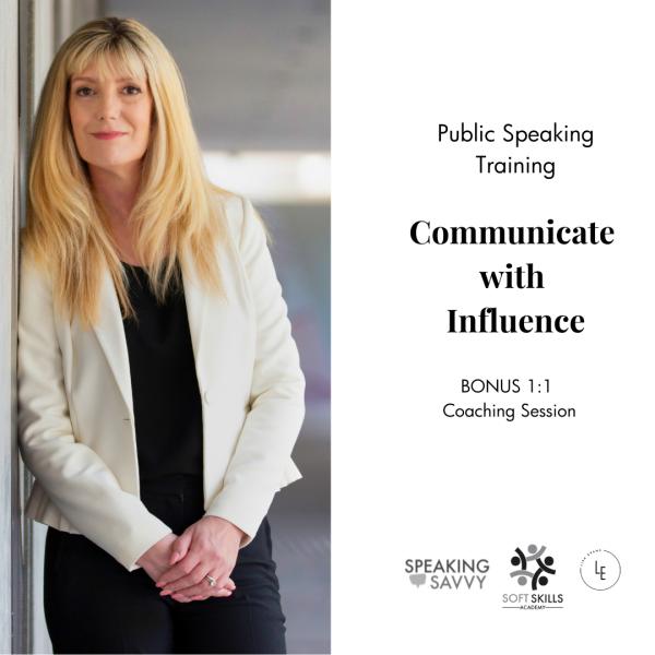 Public Speaking Training Perth