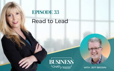 033: Read To Lead With Jeff Brown