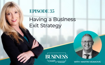 035: Having A Business Exit Strategy With Martin Vidakovic