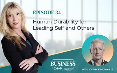 034: Human Durability for Survival and Leadership with Derrick McManus