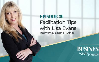 039: Top Facilitation Tips with Lisa Evans