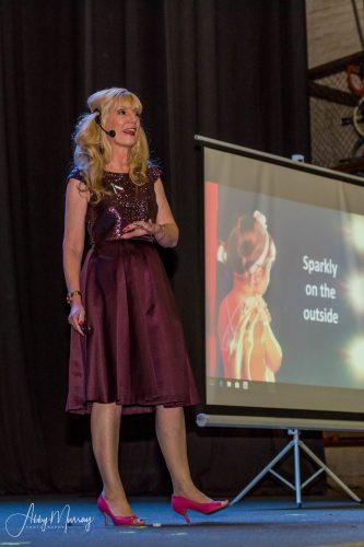 public speaking coach perth lisa evans